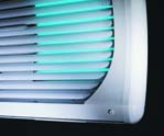 Inside Sun Dash Tanning Bed 232