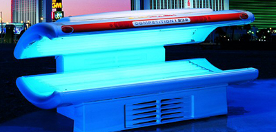 Tanning Bed Sund Dash 232